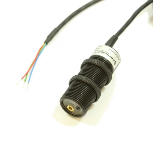Compact Instruments MiniVLS 312 Speed Sensor Threaded Housing Wire Ends (5vdc)