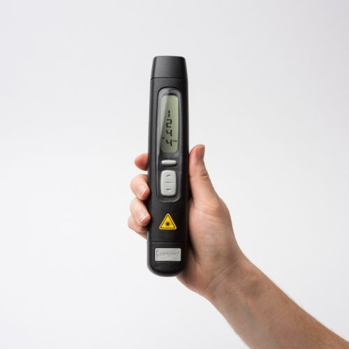 Compact Instruments A2103/LSR/K Contact-Optical Laser Tachometer Kit
