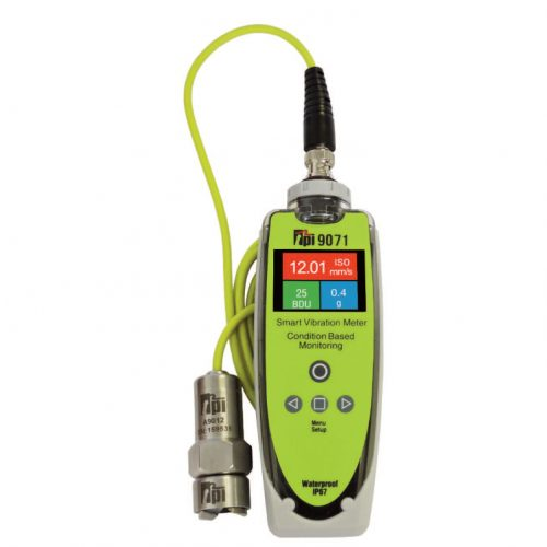 TPI Europe 9071 Smart Vibration Meter