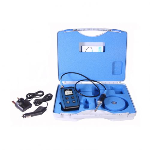 Hansford HS-620 Series Portable Vibration Meter Kit