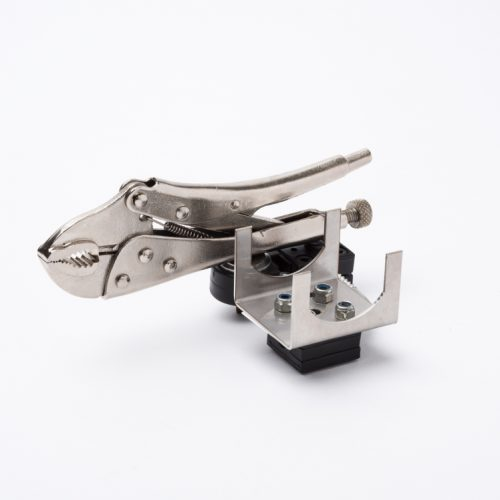 Compact Instruments MB/LH – Mounting Bracket & Vice Grip Clamp