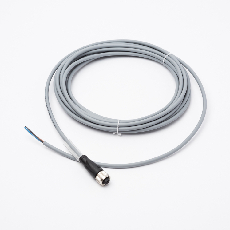 Compact Instruments MVLS-5/004 – 10m Cable with Moulded Connector