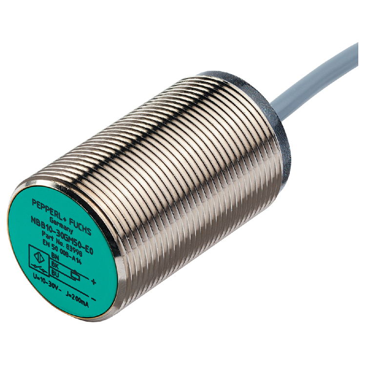 Pepperl+Fuchs Proximity Sensor NBB10-30GM50-E0
