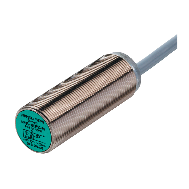 Pepperl+Fuchs Proximity Sensor NBB5-18GM50-E0