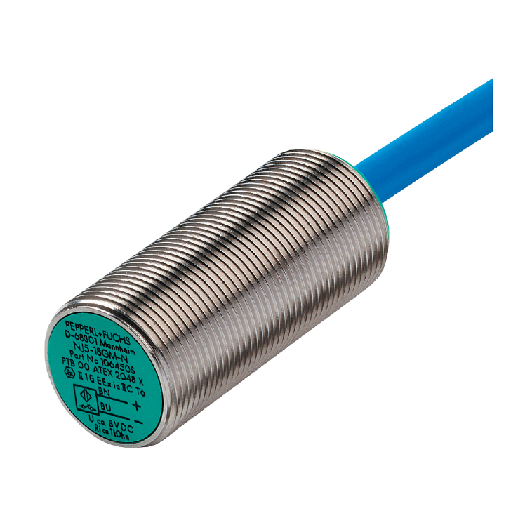 Pepperl+Fuchs Proximity Sensor NJ5-18GM-N