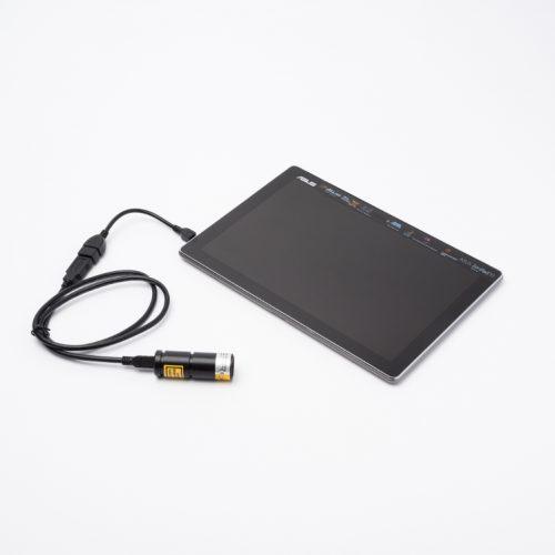 MiniVLS 313 Speed Sensor USB Laser Tachometer